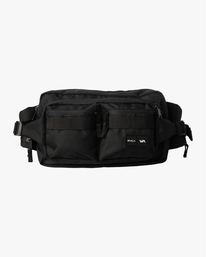 0 Waist Pack Deluxe - Bum Bag for Men Black U5ESRBRVF0 RVCA