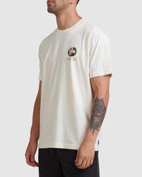 1 VA All Time Short Sleeve Tee White UVYZT00191 RVCA