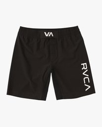 "0 Scrapper 2 19"" Short Black V201QRSC RVCA"