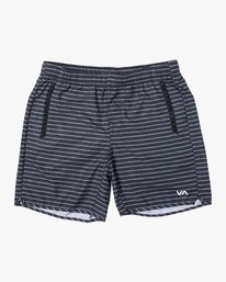 "0 YOGGER STRETCH 17"" SHORT(Previous Season) Multicolor V201TRYS RVCA"
