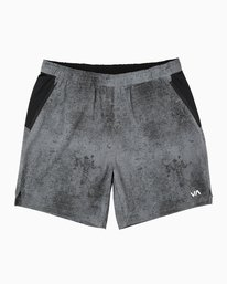 "0 ATG 17"" Short Grey V202PRAT RVCA"
