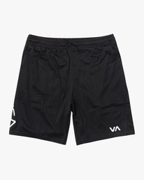 "0 VA MESH 20"" WORKOUT SHORT Black V2033RME RVCA"