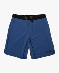 "0 Train 19"" Short Blue V203TRTS RVCA"