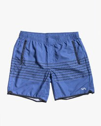 "0 YOGGER IV 17"" SHORT(Previous Season) Blue V2091YGR RVCA"