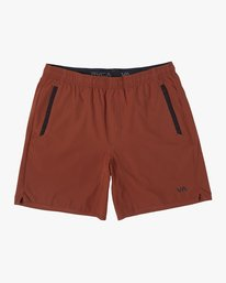 "0 YOGGER 17"" STRETCH SHORT Multicolor V2103RYS RVCA"