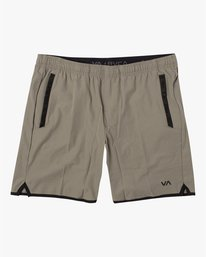 "0 YOGGER 17"" STRETCH WORKOUT SHORT Multicolor V2103RYS RVCA"