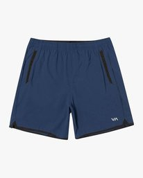"0 YOGGER 17"" 2 IN 1 SHORT Blue V2113RYL RVCA"