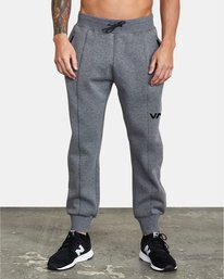 0 SPORT TECH SWEATPANT Grey V3013RSP RVCA