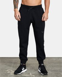 0 SPORT TECH SWEATPANT Black V3013RSP RVCA