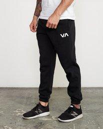 0 Cage II Sweatpant Black V301VRCS RVCA