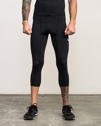 0 VA 3/4 Performance Tight Black V302QRCL RVCA