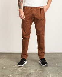0 Spectrum II Pant Orange V302VRSP RVCA