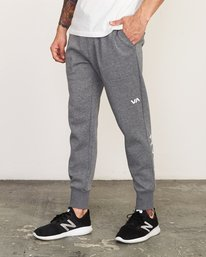 0 Sideline Sweatpant Grey V304TRSP RVCA
