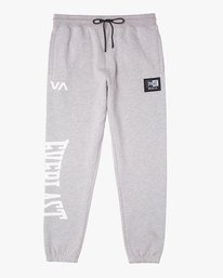 0 EVERLAST RELAXED SWEATPANTS Grey V3083RES RVCA