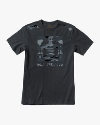0 All Penn T-Shirt Black V402SRAL RVCA