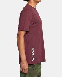 5 RVCA 2X Workout Shirt Green V4041RRX RVCA