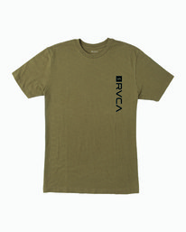 0 RVCA Box Drirelease T-Shirt  V404VRBO RVCA
