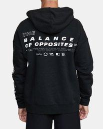 1 Sport Fleece hoodie Multicolor V6043RSH RVCA