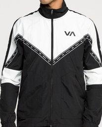 3 Control Track Jacket Black V703TRCO RVCA