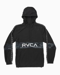 0 Adapter Anarok Jacket Brown V704TRAA RVCA