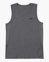 0 SPORT VENT TANK TOP Brown V9031RST RVCA