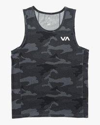 0 VA Vent Tank Top Camo V905QRVT RVCA