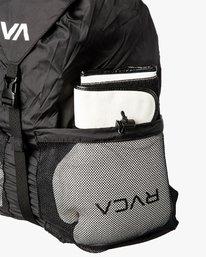 0 VA Tech Sport Backpack Black VABKURTB RVCA
