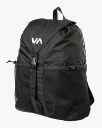 0 VA Tech Sport Backpack Black VABKURTB RVCA