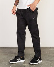 0 Vamok Woven Pant Brown VE301VAM RVCA