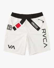 0 Limited Edition BJ Penn Legend Short White VG127BLS RVCA