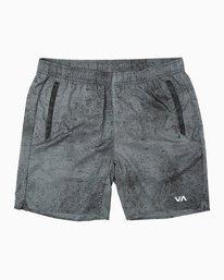 0 Yogger III Short Grey VL204YGR RVCA