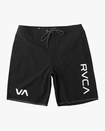 0 Staff III Dual Layer Short Black VL206STF RVCA