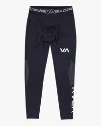 1 COMPRESSION PANT Black VR011RCP RVCA