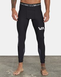 0 COMPRESSION PANT Black VR011RCP RVCA