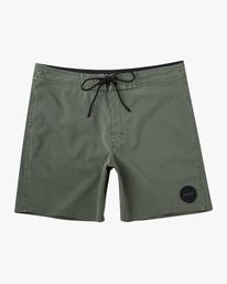 """0 VA Pigment 18"""" - Board Shorts for Men  W1BSRDRVP1 RVCA"""