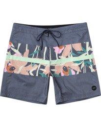 "0 Westport Print 17"" - Board Shorts for Men  W1BSRHRVP1 RVCA"