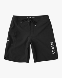 "0 Eastern 18"" - Boardshorts for Men Black W1BSRURVP1 RVCA"