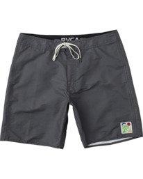 "0 Bailey Elder 18"" - Board Shorts for Men Black W1BSRVRVP1 RVCA"