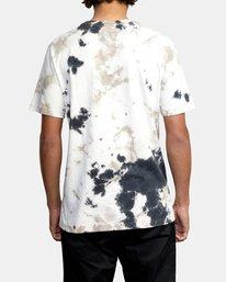 2 Manic Tie Dye - T-shirt pour Homme Violet W1KTRFRVP1 RVCA