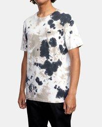4 Manic Tie Dye - T-shirt pour Homme Violet W1KTRFRVP1 RVCA
