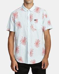 0 Whirls - Short Sleeve Shirt for Men Pink W1SHIARVP1 RVCA