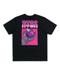 0 Martin Ander Applerobot - T-shirt pour Homme Noir W1SSRLRVP1 RVCA