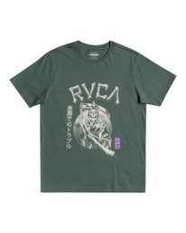 0 George Thompson Trouble In Paradize - T-shirt pour Homme Vert W1SSRNRVP1 RVCA