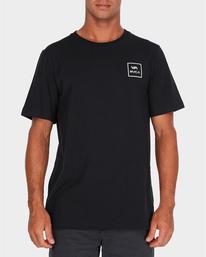 0 VA All The Ways - T-Shirt for Men Black W1SSSLRVP1 RVCA