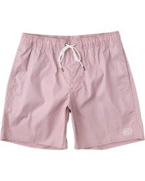 """0 Opposites 17"""" - Elasticated Shorts for Men  W1VORBRVP1 RVCA"""