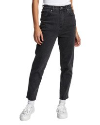 0 TAMMY HIGH RISE DENIM Black W3073RTA RVCA