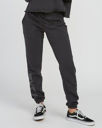 0 Pinner Fleece Sweat Pant  W322SRPI RVCA