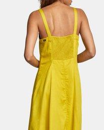 2 Jethro - Robe midi pour Femme Gris W3DRRJRVP1 RVCA