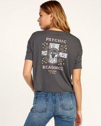 0 Psychic Drape T-Shirt Grey W435TRPS RVCA