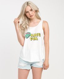 0 Have Fun Luke Pelletier Tank Top  W487NRHA RVCA